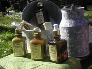 olivprodukter som tvål, shampoo m, m hos koxin.com